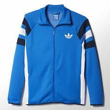 ADIDAS ORIGINALS MENS FC RETRO TREFOIL TRACKSUIT TOP / JACKET SIZE M L XL £60