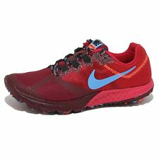 1685O sneakers donna NIKE ZOOM WILDHORSE rosso shoes woman