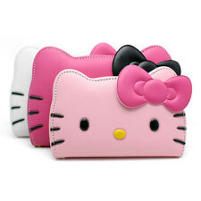 [ES] Hello Kitty iPhone 5/5s Carcasa Funda Billetera Wallet 3Colors Made Korea