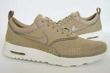 737e6af90ab26 Nike Air Max Thea Premium Leather Desert Camo Kendall UK 3-9 Womens 616723  201