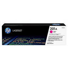 GENUINE HP CF403A / 201A MAGENTA LASER PRINTER TONER CARTRIDGE