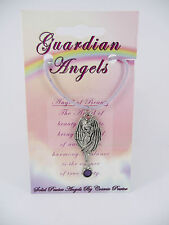 Guardian Angel adjustable necklace by Cosmic Pewter of England