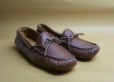 Cole Hann Gunnison II Men's Leather Loafers. Brown W/o box | Export Surplus