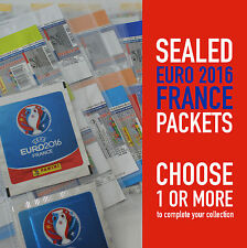 PANINI different sealed packets EURO 2016 FRANCE EC 16   choose your packet tüte