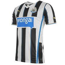 NEWCASTLE UTD 2013/14 HOME, or 2012/13 AWAY (2XL) or 3rd (XL) PUMA SOCCER SHIRT