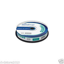 MediaRange DVD +R Double Layer 8.5GB 240min 8x Cake 10 MR466
