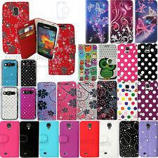 SAMSUNG GALAXY S3 SIII /S3 SIII NEO FLIP LEATHER  BOOK CASE COVER- 2 F