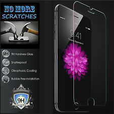 Premium Quality Tempered Glass Film Screen Protector Cover For Apple i