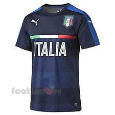 Puma Figc Italia Training Jersey T-Shirt 748851 05 uomo navy Limited Edition