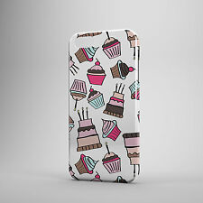 Cake Pattern Funny Phone Case Cover for all mobile UK