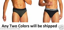 2pc Jockey Mens Midi Briefs/Underwear Style#1010- 100% Combed Cotton Fabric