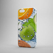 fresh fruits coconut orange apple water banana Phone Case Cover for all mobile