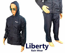 Double Layer Liberty Rain Wear - Branded Rain coat with Cary Bag