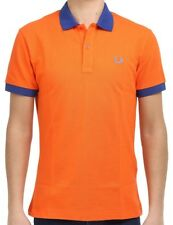 Polo T-shirt Maglia Uomo Men Fred Perry Made Italy special edition V0034