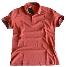 Polo T-shirt Maglia Uomo men Fred Perry Made in Italy 0034
