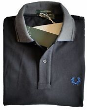 Polo T-shirt Maglia Uomo Men Fred Perry Made Italy 0034