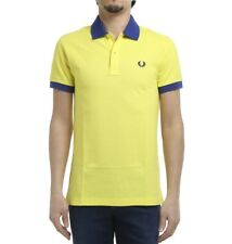 Polo T - shirt Fred Perry Man Jersey special Made in Italy V0041