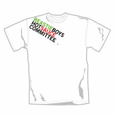 BEASTIE BOYS - HOT SAUCE COMMITTEE (SHOULDER TEXT) - OFFICIAL MENS T SHIRT