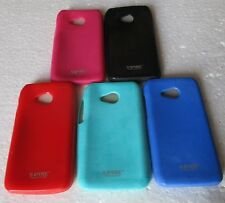 KARBONN Titanium S1+ S1 PLUS Soft Silicon Back Cover Cases/Screen Guard