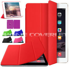 Smart Magnetic Stand Leather Case Cover For Apple iPad 2 3 4 Air 2 Mini1 2 3 4