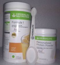 Herbalife Formula 1 & Herbalife Formula 3 & Spoon (MFG Month OCTOBER 2016)