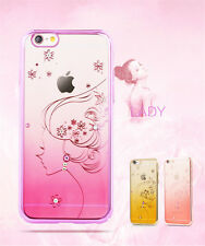"""Remax Diamond Color Lady Wear It Back Cover Case For Apple iPhone 6 / 6S (4.7"""")"""