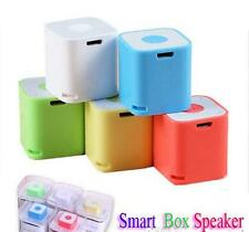 Smart Box Portable Wireless Bluetooth Speaker for Iphone Samsung Sony Ipad HTC