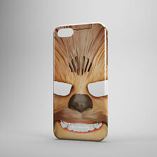 Chewbacca mask Printed Phone Case Cover for Samsung S5 Note 5 iPhone 6 6+