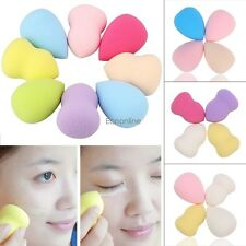4pcs Girl's Gourd Foundation Powder Sponge Cotton Pad Puff Make-up Cosmetic Tool