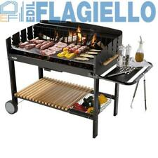 Barbecue carbonella e legna MCZ Sunday Grill Apollo 60 - 80 - 100 BBQ