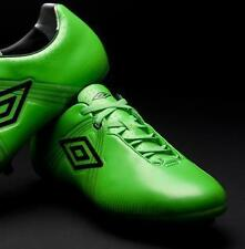 Lime / Black Umbro GT Pro Football Boots RRP £89.99  Bargain at £24.99 size 9-10