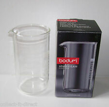 BODUM SPARE GLASS FOR KENYA FRENCH PRESS COFFEE MAKER 0,35l 12oz 3 CUP