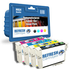 REMANUFACTURED (NON GENUINE) C13T18164010 18XL INK CARTRIDGE MULTIPACK FOR EPSON