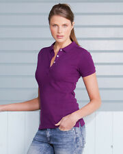 Russell Ladies' Stretch Polo (566F)