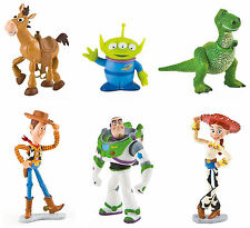 Bullyland Disney Pixar Toy Story Figurines Finition Gâteau 6 À Choisir Parmi