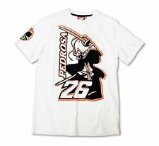 Dani Pedrosa 26 T-shirt Blanc Official MotoGP Article