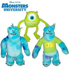 Peluche MONSTERS UNIVERSITY 20cm ORIGINAL Disney Pixar MIKE SULLEY Plush Soft