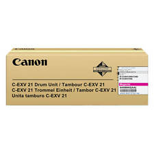 GENUINE CANON C-EXV21 / 0458B002AA MAGENTA LASER IMAGING DRUM UNIT