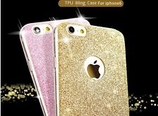Luxury Silicone Glitter Shock Proof Phone Case Cover For Apple iPhone 6  6s 4.7""
