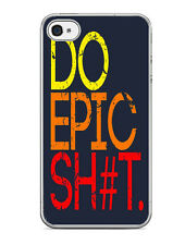 DO EPIC SHIT Designer Printed Back Covers for Apple iPhone 5, iPhone 5s