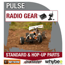 HPI PULSE 4.6 BUGGY [Radio Gear] Genuine HPi Racing R/C Standard & Hop-Up Parts!