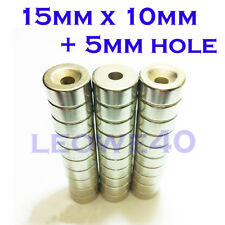 Strong Round Cylinder Magnet 20mm x 3mm Rare Earth Neodymium #H725