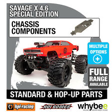 HPI SAVAGE X 4.6 SPECIAL EDITION [Chassis Components] New HPi Parts!