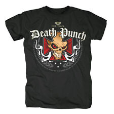 Five Finger Death Punch T-Shirt - Iron Cross