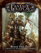 WARHAMMER FANTASY ROLEPLAY. BLACK FIRE PASS - GIOCO DI RUOLO