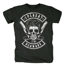 Volbeat Band T-Shirt- Razorblade