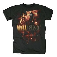 Volbeat T-Shirt - Ride On Fire