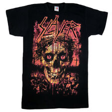 Slayer T-Shirt - Crowned Skull