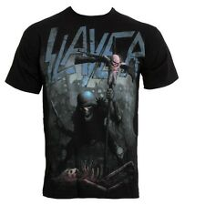 Slayer T-Shirt - Soldier Cross