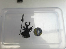 Warhammer 40k - Eldar Farseer metal oop  Games workshop